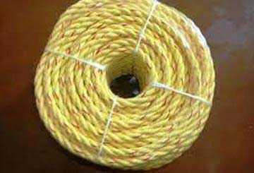 Power Grip Danline Ropes(with orange tracer yarn)